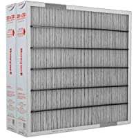 Honeywell - FR8000A2020 Pleated Air Filter 20 x 20 MERV 15 - 2 Pack