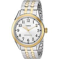 [Patrocinado] Timex Briarwood - Reloj para hombre, talla única , Bitono