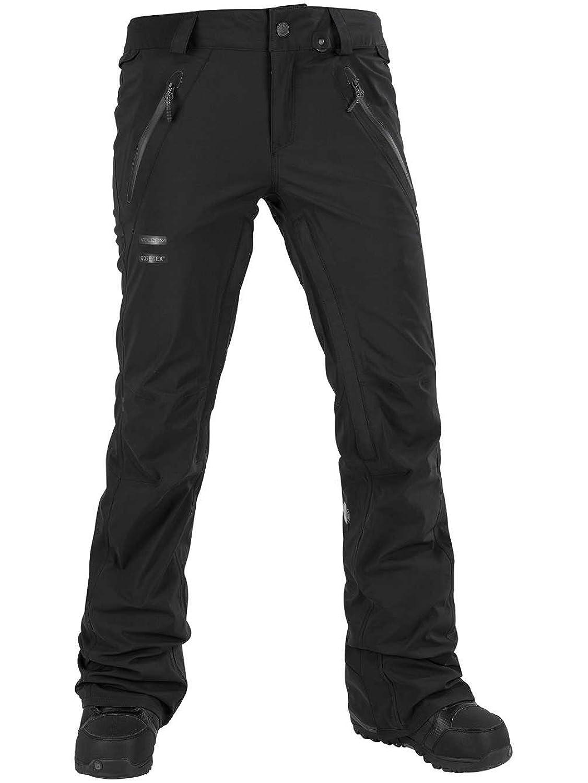 Volcom – Womens雪PVN Gore Tex Stretch Pants 2018 B073J7GZXD  ブラック Small