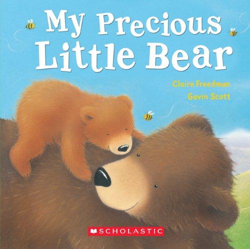 Claire Bear (My Precious Little Bear)