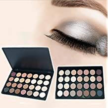 Happy Mothers' Day,Vinmax 28 Color Neutral Natural Nude Smoky Matte Eyeshadow Makeup Beauty Palette Set - 278g