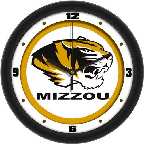 SunTime NCAA Missouri Tigers Traditional Wall Clock