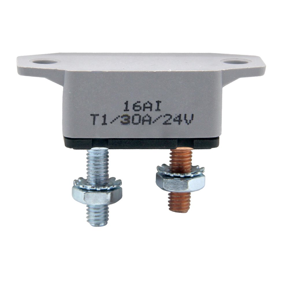 Circuit Breaker 2PCS 12-24V 50 Amp ATV Resettable Circuit