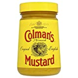 Colman's Of Norwich English Mustard 6X170G