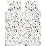 SNURK Flower Fields Duvet Cover and Pillowcase set - Full/Queen