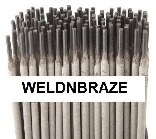 Weldnbraze General Purpose E6013 Arc Welding Electrodes Rods 1.6mm x 20