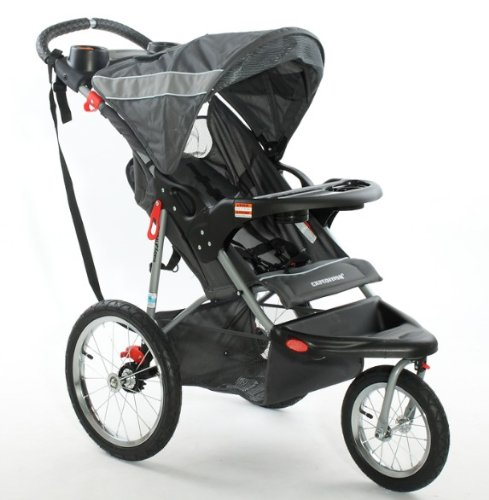 Baby Trend Expedition LX Jogger - Black Mist: Amazon.co.uk: Baby