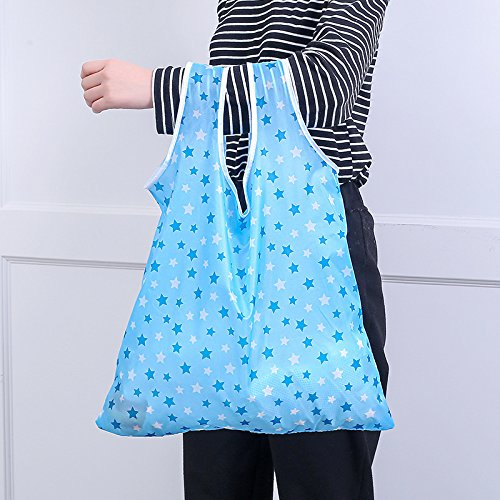 Handbag Eco Skyeye Foldable Friendly Reusable Shoulder E Style bag Shopping Bag Bag pYZqpBW