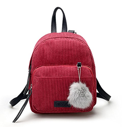 Why Should You Buy Basilion Cloth Fabric Ladies Backpack Mini Student Bags Casual Shoulder Bag