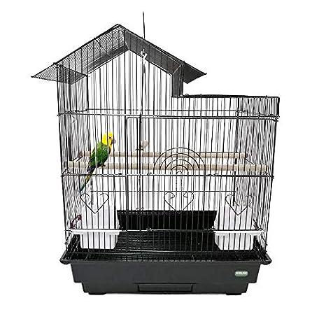 Heritage Cages 5025 Blenheim X - Jaula para pájaros (47 x 36 x 56 ...