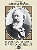 Quintet and Quartets for Piano and Strings (Dover Chamber Music Scores)