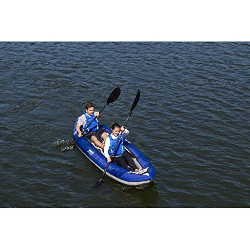 Aquaglide Tandem Inflatable Kayak
