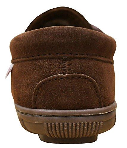 Pantofole Mocassino Con Fodera Interna Da Donna All