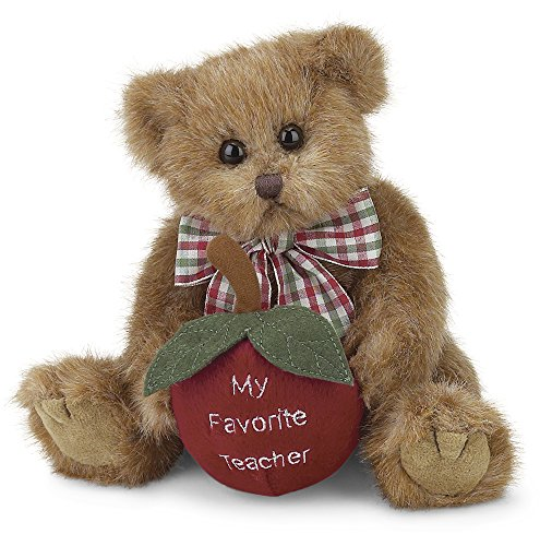 #1 Teacher Plush 8.5 Inch Teddy Bear by Gund