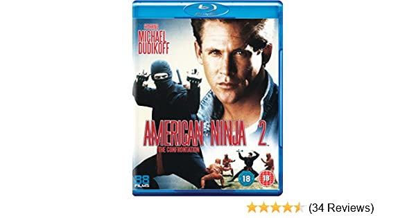 Amazon.com: American Ninja 2: The Confrontation [Blu-ray ...