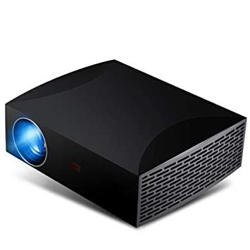 HUBI Mini proyector Portable, proyector Full HD 1920x1080p ...