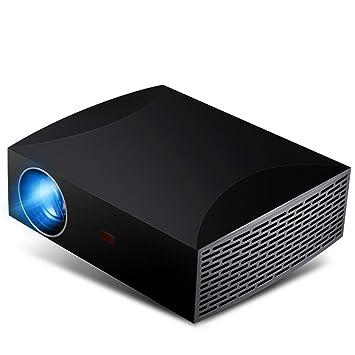 HUBI Mini proyector Portable, proyector Full HD 1920x1080p F30U ...