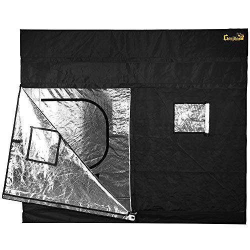 Gorilla Grow Tent GGT59, 5' x 9' Grow Tent, 5 by 9 by 6-Feet/11-Inch...