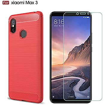 Amazon.com: Love MEI XIAOMI Mi Max 3 Case,XIAOMI Max 3 Metal ...