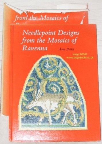 Needlepoint Designs from the Mosaics of Ravenna (Mosaic Ravenna)