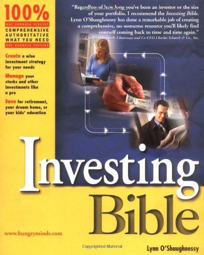 Investing Bible by Lynn O'Shaughnessy (2001-09-29)