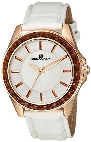 Oceanaut Women's OC1413 Angel Analog Display Quartz White Watch