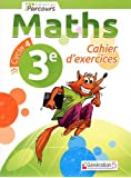 Cahier d'exercices iParcours maths 3e