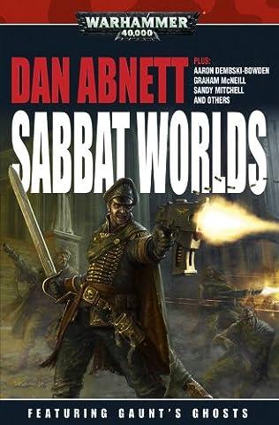 book cover of Sabbat Worlds