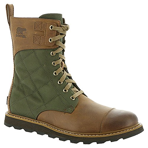 Sorel Mens Madson Tall Lace Boot Autumn Bronze