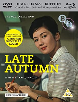 Late Autumn / A Mother Should Be Loved [DVD + Blu-ray]