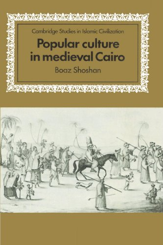 Popular Culture in Medieval Cairo (Cambridge Studies in Islamic Civilization)