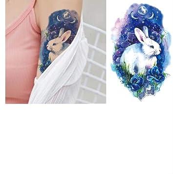 yyyDL etiqueta engomada colorida del tatuaje Color etiqueta ...