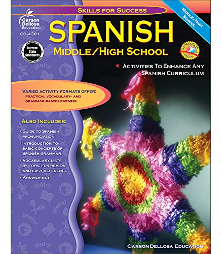 Top 10 Spanish Textbooks of 2019 - Best Reviews Guide