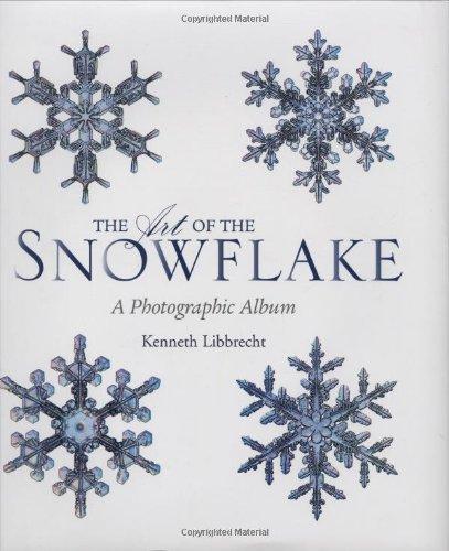 Photo Green Snowflake (The Art of the Snowflake: A Photographic Album)