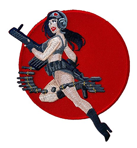 pacific-rim-movie-gipsy-danger-pin-up-american-jaeger-pin-up-girl-5-inch-morale-patch