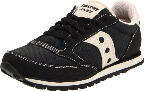 - Saucony Originals Men's Jazz Low Pro Vegan Sneaker,Black/Oatmeal,7.5 M