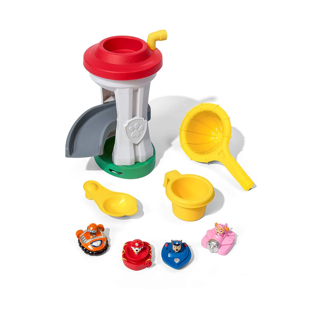 Paw Patrol Sea Patrol Water Table with Accessory Set & 4 Characters by Step2 (Image #7)