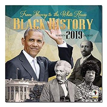 719ea4ef5985 Amazon.com   African American Expressions - 2019 Black History 12 Month  Calendar (12