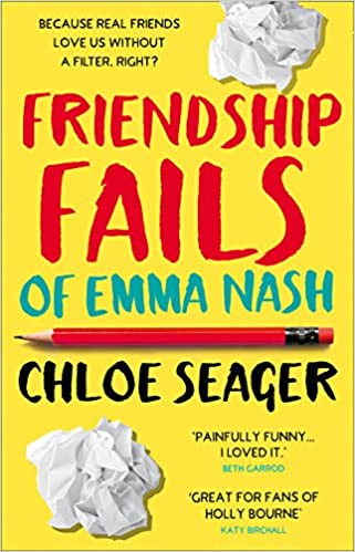 Friendship Fails of Emma Nash (Editing Emma #2) - Malaysia Online Bookstore