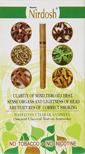 Nirdosh Herbal Cigarettes 5 Packs Ecstacy Amp Honeyrose