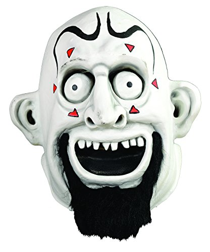 [Trick or Treat Studios Men's House Of 1 000 Corpes-Ravelli Mask, Multi, One Size] (Trick Or Treat Costumes For Adults)