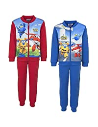 Superwings Jett Dizzy and Donny Childrens Tracksuit New 2017-2018