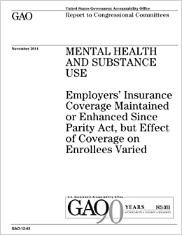 Mental Health And Substance Use Employers Insurance Coverage