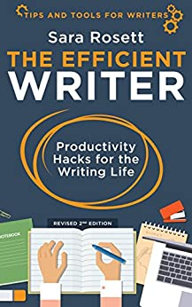 Efficient Writer Productivity Writing Writers ebook product image