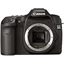 Canon EOS 40D 10.1MP Digital SLR Camera (Body Only)