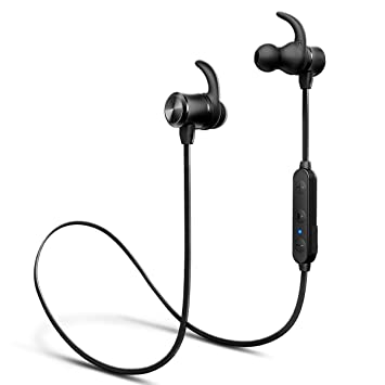 Auricolari Bluetooth iTeknic Cuffie Bluetooth 5.0 Wireless Senza Fili  Cuffie In Ear Stereo con 24 Ore bf9b8d7fea54