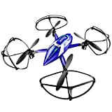 TOYK Drone - 2.4Ghz 6-Axis Gyro 4 Channel Quadcopter - Mini RC Helicopter Drone - Good Choice for Drone Training