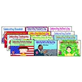 HOLIDAY SERIES VARIETY PACK 12 BOOKS 1 EA. 4522-4533