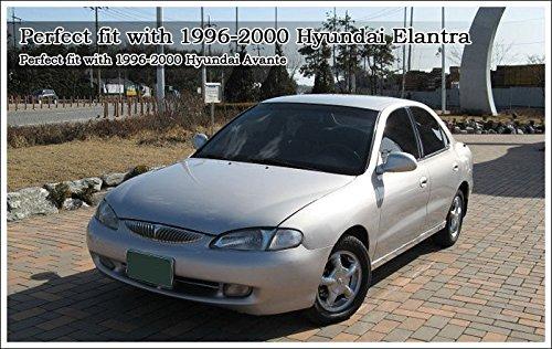 8771129510 Door Waist Molding For Hyundai Elantra