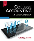 College Accounting: A Career Approach (with QuickBooks Online)